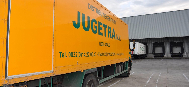 Jugetra - Distributie en transport